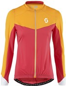 Image of Scott Endurance Full Zip Long Sleeve Womens Cycling Jersey