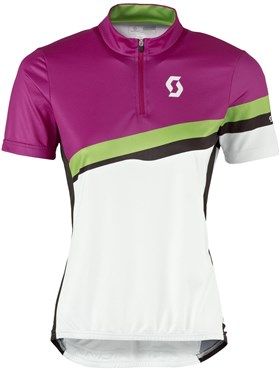 Image of Scott Endurance Short Sleeve Womens Cycling Jersey