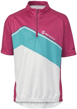 Image of Scott Essential B Girls Short Sleeve Cycling Jersey