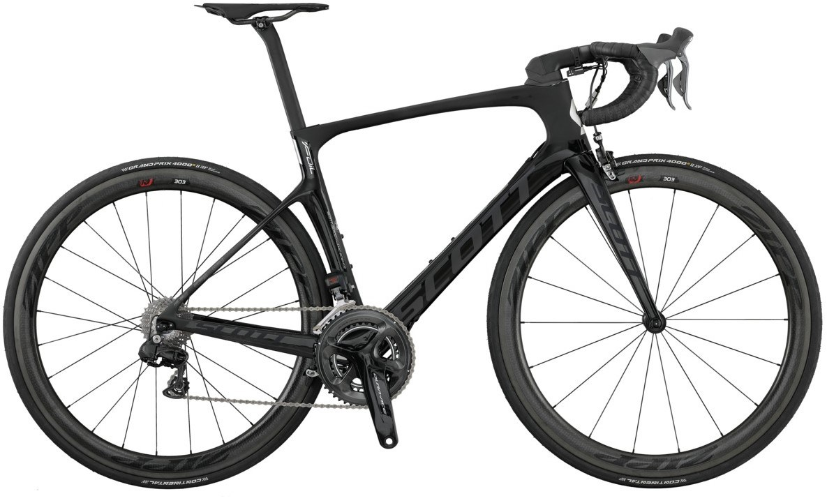 Scott Foil Premium 2017 Road Bike