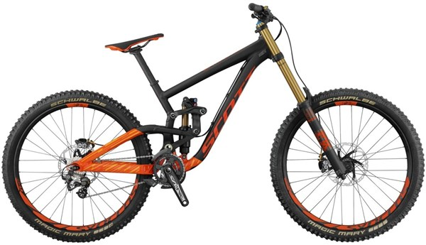 Image of Scott Gambler 710 27.5 2017 Mountain Bike