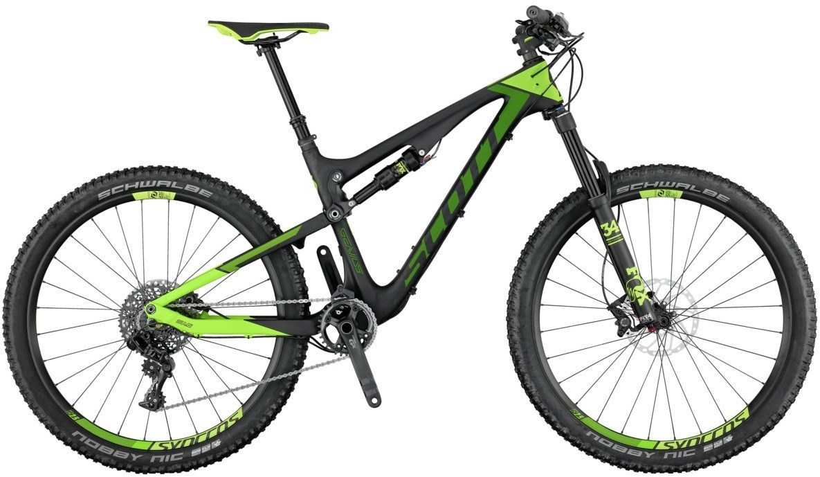 Scott Genius 720 27.5 2017 Mountain Bike