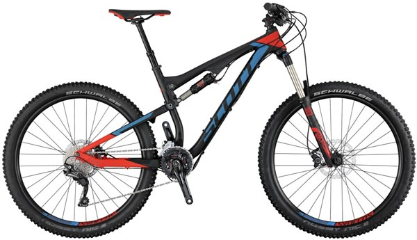 Image of Scott Genius 750 27.5 2017 Mountain Bike