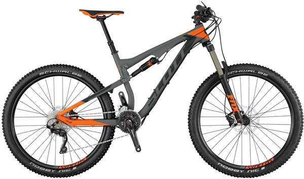 Image of Scott Genius 940 29er 2017 Mountain Bike