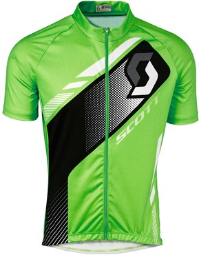 Image of Scott Helium 10 Short Sleeve Cycling Jersey