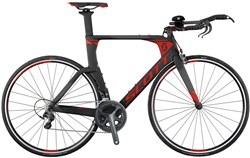 Scott Plasma 10 2017 Triathlon Bike