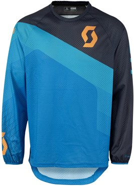 Image of Scott Progressive DH Long Sleeve Cycling Jersey