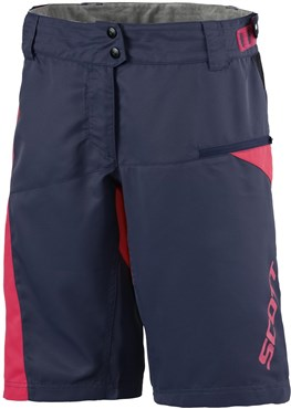 Image of Scott Progressive Pro With Pad Womens Baggy Cycling Shorts