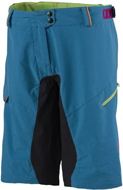 Image of Scott Progressive With Pad Womens Baggy Cycling Shorts