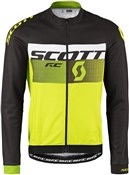 Image of Scott RC AS Long Sleeve Cycling Shirt / Jersey