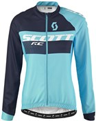 Image of Scott RC AS Long Sleeve Womens Cycling Shirt / Jersey