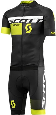 Image of Scott RC Pro +++ Short Sleeve Cycling Jersey & Shorts