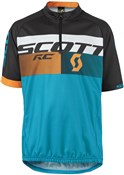 Image of Scott RC Pro Short Sleeve Junior Cycling Jeresey