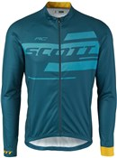 Image of Scott RC Team 10 Long Sleeve Cycling Shirt / Jersey