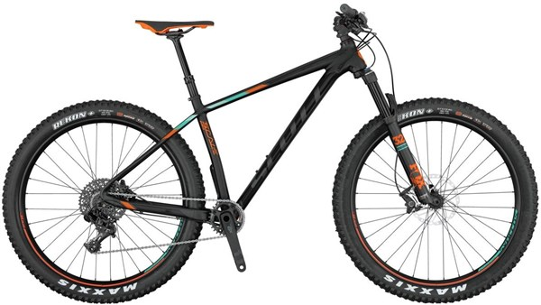 Image of Scott Scale 710 Plus 27.5 2017 Mountain Bike