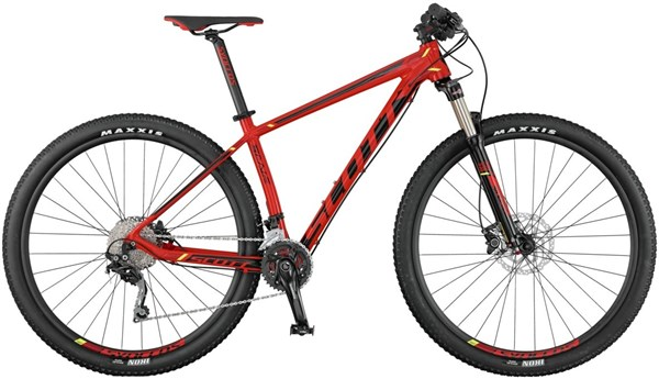 Image of Scott Scale 770 27.5 2017 Mountain Bike