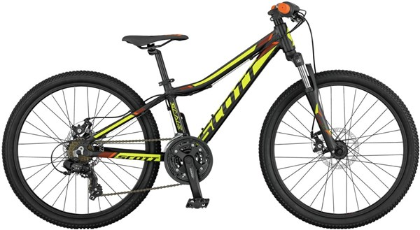 Image of Scott Scale JR Disc 24w 2017 Junior Bike