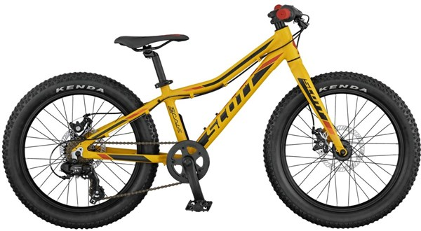 Image of Scott Scale JR Plus 20w 2017 Kids Bike