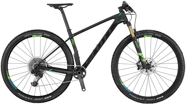 Image of Scott Scale RC 900 Ultimate 29er 2017 Mountain Bike
