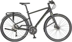 Image of Scott Silence 10 2018 Hybrid Bike
