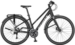 Image of Scott Silence 10 Womens 2017 Hybrid Bike