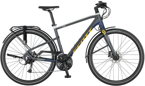 Image of Scott Silence 30 2017 Hybrid Bike