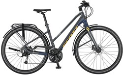 Image of Scott Silence 30 Womens 2017 Hybrid Bike