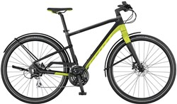 Image of Scott Silence Speed 20 2017 Hybrid Bike