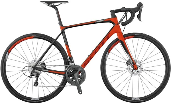Image of Scott Solace 10 Disc 2017 Road Bike