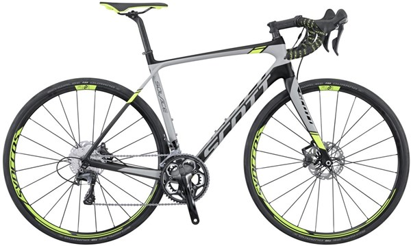 Scott Solace 10 disc  2016 Road Bike
