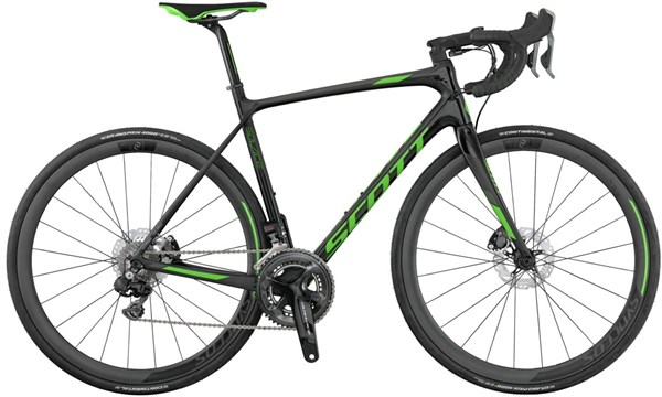 Image of Scott Solace Premium Disc 2017 Road Bike