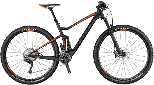 Image of Scott Spark 710 27.5 2017 Mountain Bike