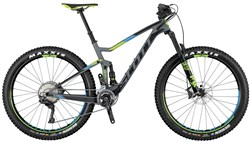 Scott Spark 710 Plus 27.5 2017 Mountain Bike