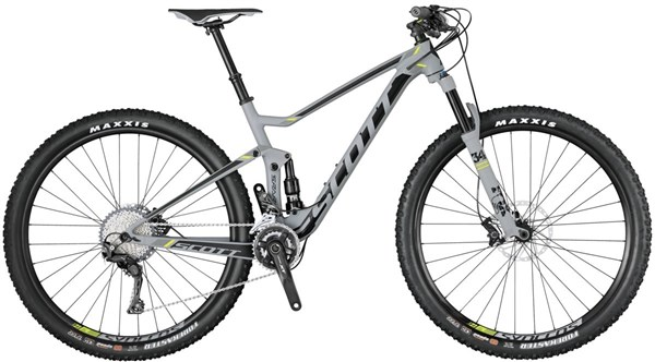 Image of Scott Spark 740 27.5 2017 Mountain Bike