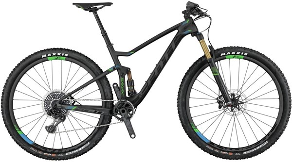 Image of Scott Spark 900 Ultimate 29er 2017 Mountain Bike