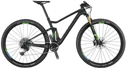Image of Scott Spark RC 700 Ultimate 27.5 2017 Mountain Bike