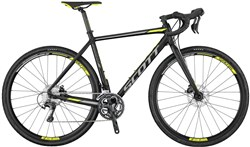 Image of Scott Speedster CX 10 Disc  2017 Cyclocross Bike