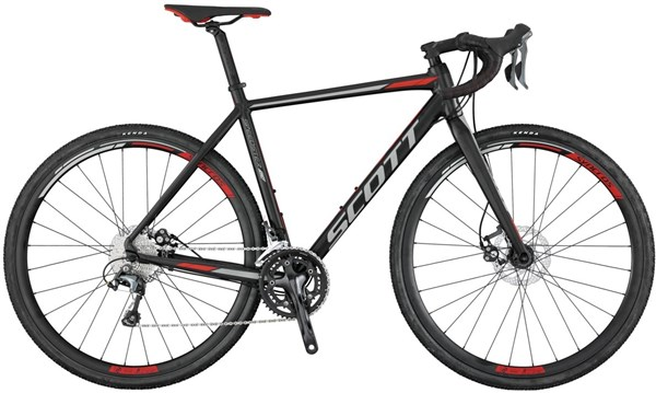 Image of Scott Speedster CX 20 Disc  2017 Cyclocross Bike