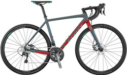 Scott Speedster Gravel 20 Disc 2017 Road Bike