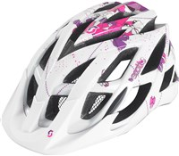 Image of Scott Spunto Contessa Girls MTB Helmet 2016