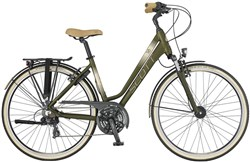 Image of Scott Sub Comfort 20 Unisex 2017 Hybrid Bike