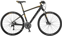 Image of Scott Sub Cross 10 2017 Hybrid Bike