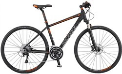 Image of Scott Sub Cross 10 - Ex Demo - Large 2016 Hybrid Bike