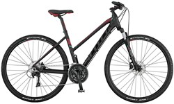 Image of Scott Sub Cross 20 Womens 2017 Hybrid Bike