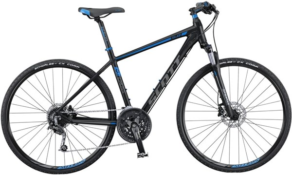 Image of Scott Sub Cross 30  2016 Hybrid Bike