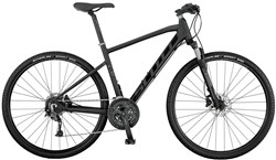 Image of Scott Sub Cross 30 2017 Hybrid Bike
