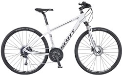 Image of Scott Sub Cross 30 Solution  2016 Hybrid Bike