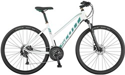 Image of Scott Sub Cross 30 Womens 2017 Hybrid Bike