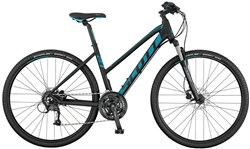 Image of Scott Sub Cross 40 Womens 2017 Hybrid Bike