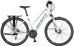 Image of Scott Sub Sport 10 Womens 2017 Hybrid Bike